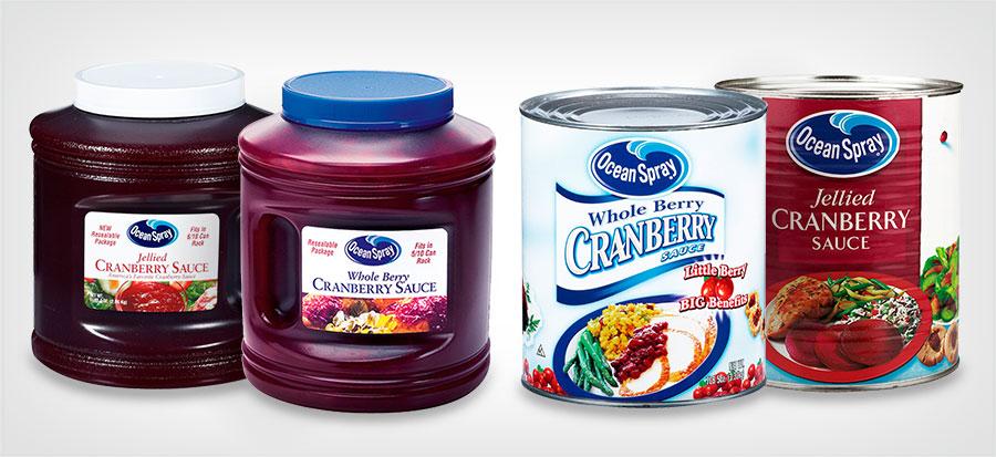 Sauce à la Cranberry